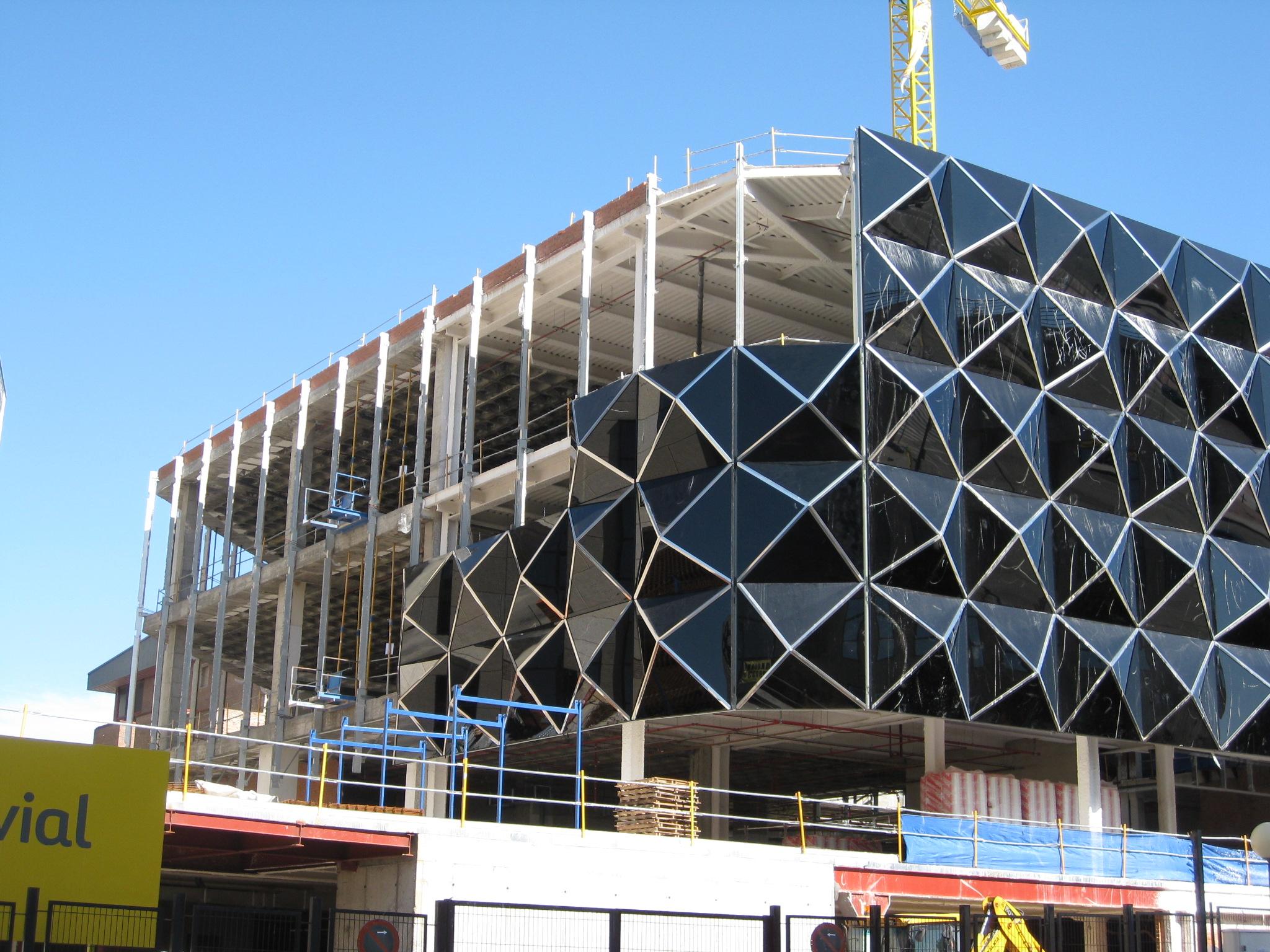 Industrias grafer s l for Edificio oficinas valencia